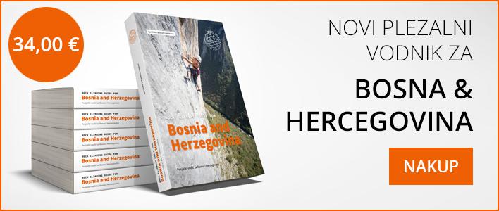 Plezalni vodnik Bosna in Hercegovina